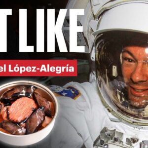 Everything NASA Astronauts Eat in SPACE | Eat Like | Men's Health