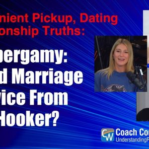 Hypergamy: Sound Marriage Advice From A Hooker?
