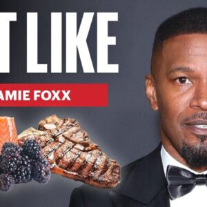 Everything Jamie Foxx Eats To Stay In Peak Physical Shape  | Eat Like | Men's Health