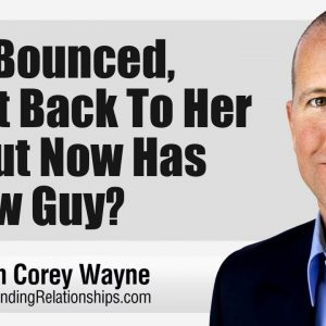 She Bounced, Went Back To Her Ex, But Now Has A New Guy?