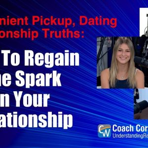 How To Regain The Spark In Your Relationship