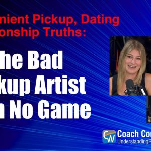 The Bad Pickup Artist With No Game