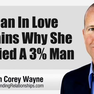 Woman In Love Explains Why She Married A 3% Man